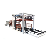Quality 500 To 600 Bags Hourly Animal Feed Bag Palletizing Machine for sale