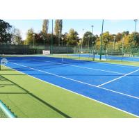 Quality 10mm Tennis Court Artificial Grass For Training Tennis Court Synthetic Grass for sale