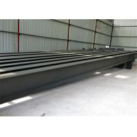 Quality Welding Structural Steel Beams For Steel Building Construction Iso Certificate for sale