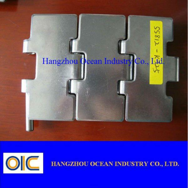 Buy Stainless Steel Sideflex Flat-top Chain at wholesale prices