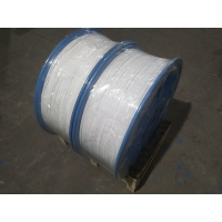 Quality Round Stainless Steel Color Coated Wire C-002 0.3mm Polyester for sale