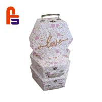 Buy cheap Durable Cardboard Suitcase Box 100% Recycled Material Environmentally Friendly from wholesalers