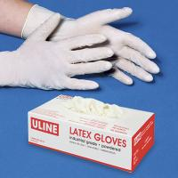 China Cheapest Latex Examination Gloves Price on sale