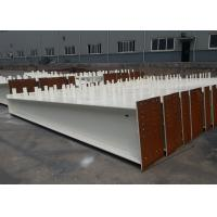 Quality 6 To 12m Length Structural Steel H Beam , Universal Steel Support Beam for sale