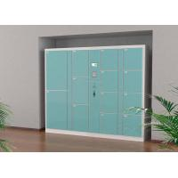 Quality Indoor LCD Screen Office Digital Locker for Documents Safety Smart Password Operated for sale