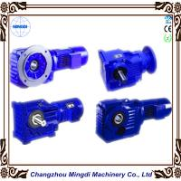 China High Precision Water Pump S/F/R/K Series Helical & Worm Gear Transmission / Reducer Gear box with Electric Motor on sale