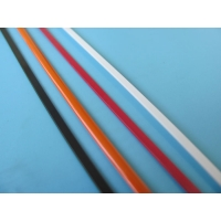 Quality Polymer 0.03mm Plastic Coated Steel Cable Clothing Book Binding for sale