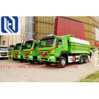 Quality 30T Yellow SINO Heavy Duty Dump Truck Trailer 6 x 4 for Transport for sale