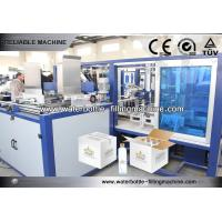 China Carbonated Drink Glass Bottle Packing Machine For Folding Carton Packaging on sale