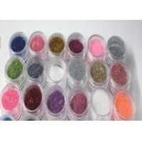 Buy cheap Environmental Friendly Metallic Glitter Powder , Gifts Fine Glitter Powder from wholesalers