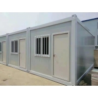 Quality Quick Installation Prefabricated Container House For Department With Toliet with Low Shipping Cost for sale