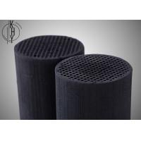 Quality High Adsorption Honeycomb Activated Carbon For Filter Exhaust Purification for sale