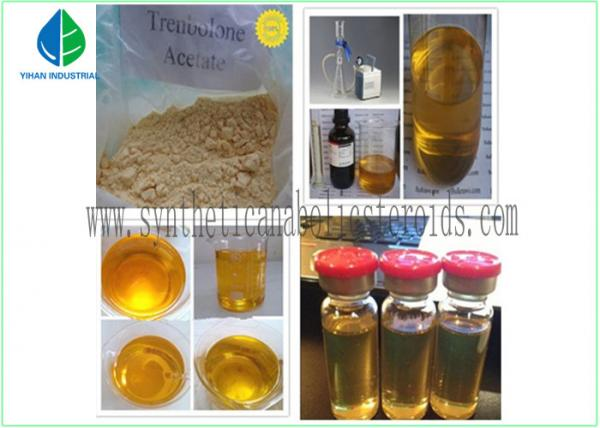 Buy Anabolic And Androgenic Steroids Testosterone Acetate Injectbale Oil CAS 1045-69-8 at wholesale prices