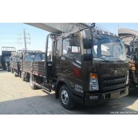 Quality 120 / 160 / 180hp Light Duty Commercial Trucks Four Cylinder Transport Truck for sale
