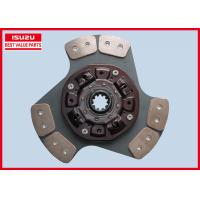 Quality Metal Material ISUZU Clutch Disc For FVR Transmission ZF9S1110 1876101430 for sale