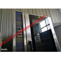 Buy cheap 5 8 10 Trays Automatic Grade Electric Bread Oven With Big Size Glass Door from wholesalers