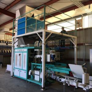 Quality Full auto 500-600 bag per hour quantatitive peanut corn wheat rice bagging machine for sale