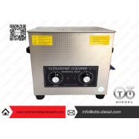 Buy cheap Custom Industrial Ultrasonic Cleaner with Switches TSX-360T for Metal Parts from wholesalers
