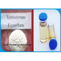 Quality CAS 315-37-7 Testosterone Enanthate 99% Purity White Crystalline Powder for sale