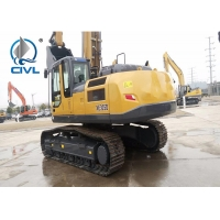 Quality 30ton Large Hydraulic Crawler Excavator CVXE305D XCMG  Bucket Capacity 1.27-1.6m3 for sale