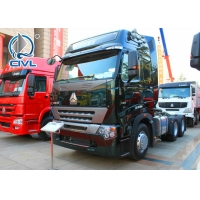 Quality SINOTRUK HOWO Tractor HW76 420hp 6x4 Prime Mover Truck for sale