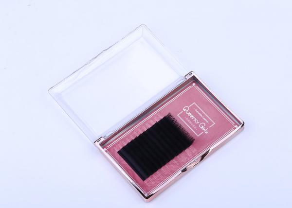 Buy Volume Mink Rapid Blooming Eyelash Extensions for Private Label OEM ODM at wholesale prices