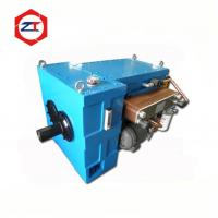 China Forced Lubrication Twin Screw Gearbox , Feed Pellet Machine Gearbox 1084*420*452mm Size on sale