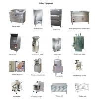 China Marine galley equipment and laundry device,marine cooker,frying pan,electric range,oup boiler,steam rick cooker on sale
