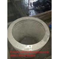 Buy cheap pressure screen drum for high speed paper machine from wholesalers