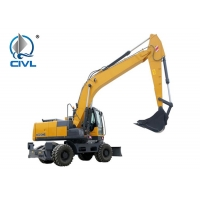 Quality XCMG  Hydraulic Crawler Excavator With 0.86 m³ Bucket and Operating Weight  21 Ton for sale