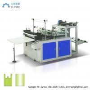 Quality PLC Control Side Sealing Bag Making Machine , HDPE Bag Making Machine for sale