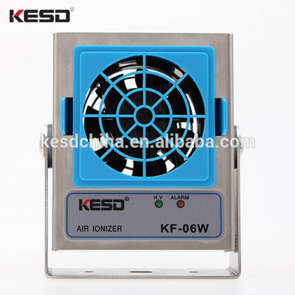 Buy Mini ESD Benchtop Ionizer Variable Speed Anti Static Ionised Air Blower at wholesale prices