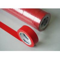 China Colorful Heat Shield Tape Electrical 0.10mm Thickness For Manual Wiring Hareness on sale