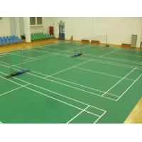 Buy cheap Assorted Color Tennis Court Flooring , Safe Outdoor Volleyball Court Surfaces from wholesalers