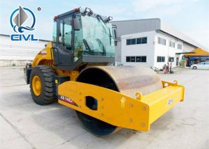 Quality 30Ton Road roller CVXP301 Road Maintenance Machinery  Mechanical Single Drum for sale