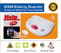 Quality Medical alarm Elderly Guarder spiritual care  for the elderly living,kids monitoring,disabled helping and home safety for sale
