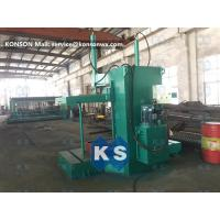Buy cheap Automatic Gabion Mesh Machine Galvanized Zinc Coated 14.5MT Max Width 4000mm from wholesalers