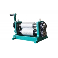 Quality Aluminum Alloy Manual Beeswax Foundation Machine Cell size 5.4 or 4.9mm for sale