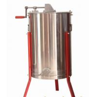 Quality 3 Frame Manual  Stainless Steel Honey Extractor For Beekeeping for sale