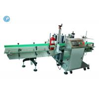 Quality Stainless Steel Manual Bottle Labeling Machine , Round Bottle Labeling Equipment for sale