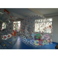 China Bouncy Adults Waterproof Inflatable Sports Games Bumper Ball For Rent on sale