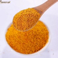 Quality Cell Wall Broken 100% Natural Organic Raw Honey Bee Pollen Powder Food Grade for sale