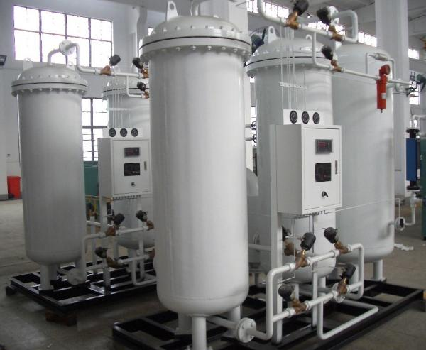 Buy Automobile Parts PSA Nitrogen Generator System / Nitrogen Generation Plant at wholesale prices