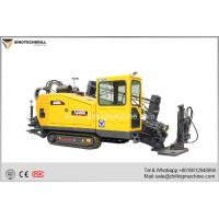 Buy cheap XZ200 Horizontal Directional Drilling Machine 20 ton 112Kw Rated power from wholesalers