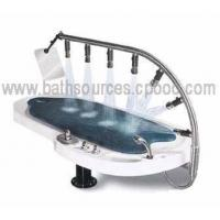 China Vichy Showers / Vichy Spa Hydraulic Massage Bed on sale