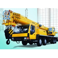 Quality Double Cylinder 40 Tons 13050mm Telescopic Boom Truck Crane for sale