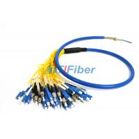 Quality Armoured Waterproof Optical Fiber Pigtail With G652D G657A1 Fiber for sale