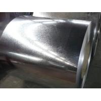 Quality Roofing Sheet Galvanized Steel Roll Regular / Zero Spangle JIS G3312 ASTM A653M Z60-Z275 for sale