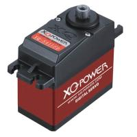 Buy cheap Digital servo XQ-S4116D,7.4V high voltage rc servo for robotic from wholesalers