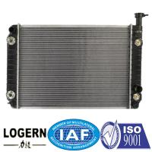 Quality Astro / Safari Van 85-94 Car Cooling Radiator , Open Type Aftermarket Auto Radiators for sale